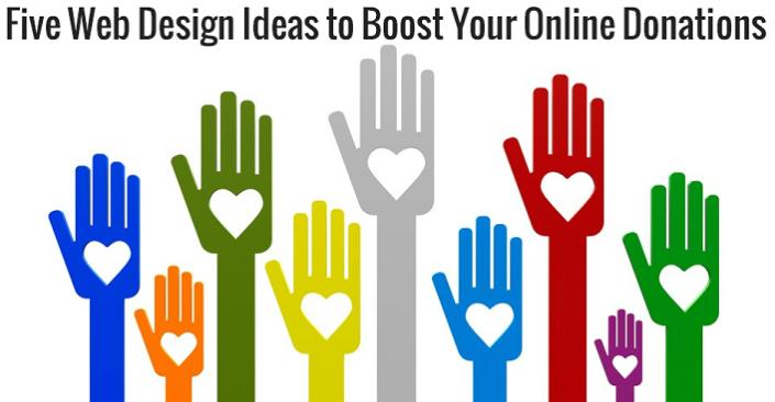 Web Design Boost Donations