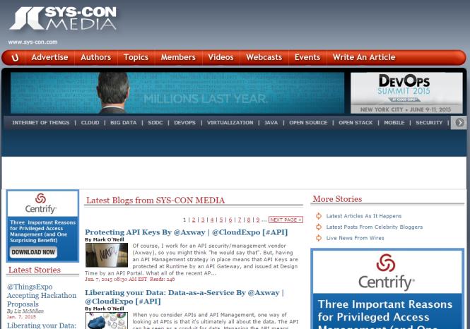 Sys-con media